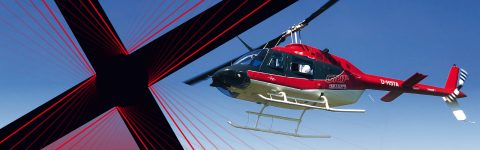 WILLKOMMEN AN BORD BEI PRIMARY COPTER